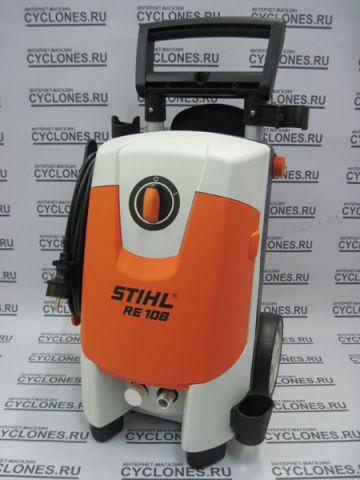 инструкция мойка Stihl Re 108 - фото 6